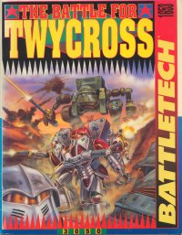 Battle for Twycross Cover